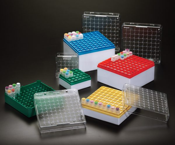 CryoVial Storage Boxes 1